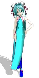 1052G with qipao by atohen