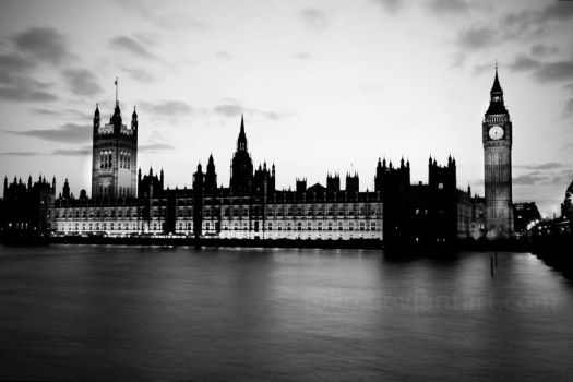 westminster palace by toko