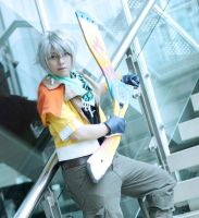 Hope Estheim from Final Fantasy XIII by Echow88