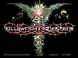 KILLSWITCH ENGAGE by bryn