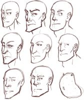 TF2 Facial Differentiation by LunariChaos