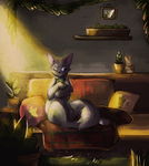 I miss the comfort of this house by Storiel
