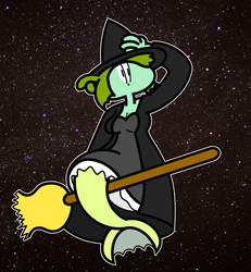 Mermaid Space Witch (Halloween '18 3 of 3) by TFSyndicate