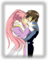 Kira and Lacus by Intrepid-Blonde