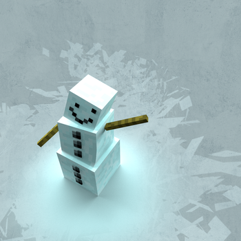 MCStudio: Snow Golem by TheDuckCow