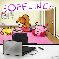 Streaming [OFFLINE] by Hiyukee