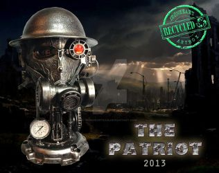 The Patriot by ironheartram
