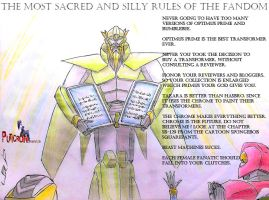 transformers : moxez the lawgiver or stupid rules by puticron