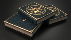 MageGuild Book - Livre de la Guilde des Mages -TES by Etrelley