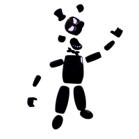 [Blender Cycles] Yet another Shadow Freddy Pic by mikequeen123