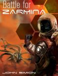 Battle for Zarmina book cover by rebel07bloodhound