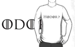 Do you Hodor ? by CircusMonsters
