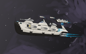Space Cruisers by ScottaHemi