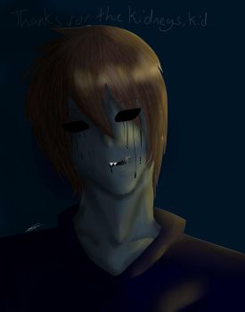 Eyeless Jack by Cyborgclips