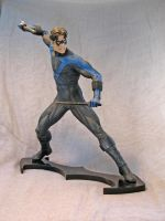 Nightwing by BLACKPLAGUE1348