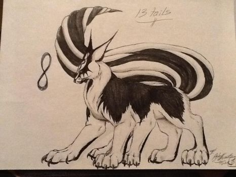 13 Tails by Aiko-Shiri