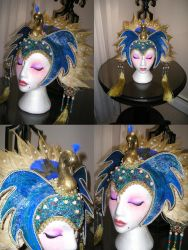 Gracie Law Headdress Big Trouble Little China by AnimeGeer