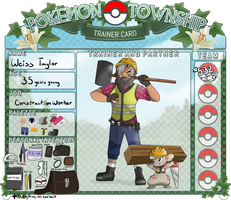 Trainer: Weiss Taylor |PokemonTownship|