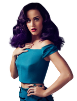 Katy Perry PNG by VelvetHorse