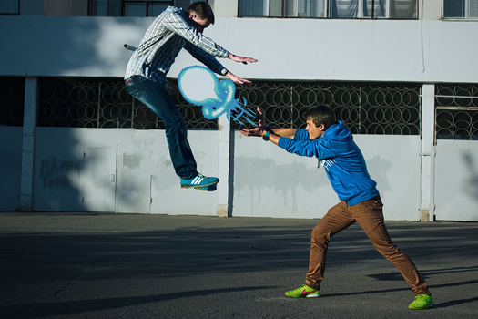Hadouken! by proffes
