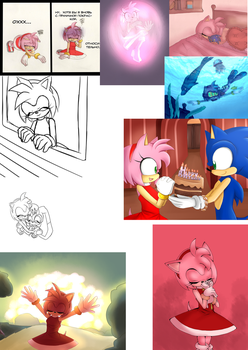 Amy September Challenge part 2 by nacato