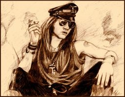 Axl Rose by tansy9