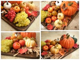 Autumn Harvest - details by vesssper