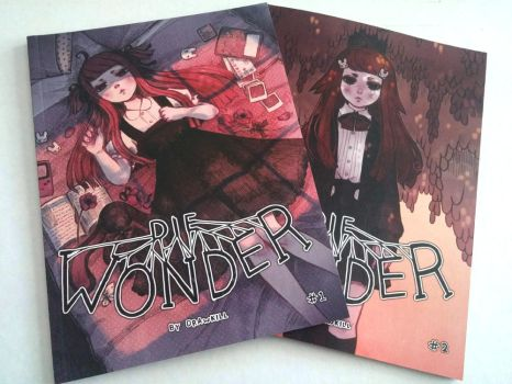 Die Wonder Issue #2! by DrawKill