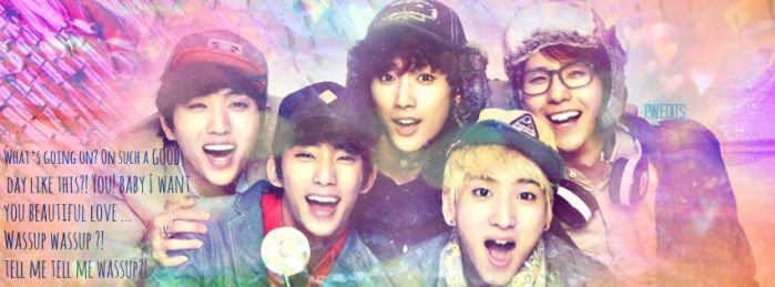 B1A4 - WHATS HAPPENING - LYRIC EDIT by KateW49