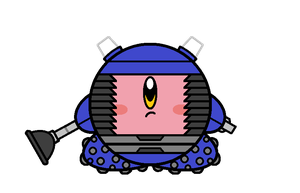 Kirby Who: Strategist Dalek (2010 - Current) by Kirby-Force