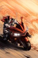 Biker Mouse From Mars - colors by Biram-Ba