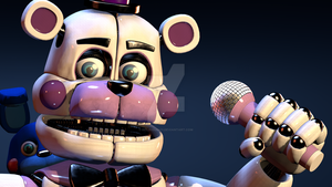 Funtime Freddy by Delirious411