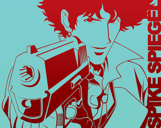 Spike Spiegel by nouseforaname