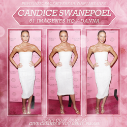 Photopack 12864 - Candice Swanepoel by southsidepngs