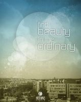 Beauty Ordinary by kenazmedia