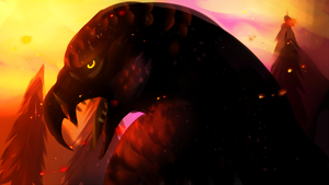 Face the flames by Pirate-Reaper