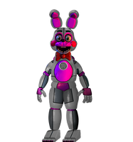 Funtime Bonnie by LukasEmanuel12