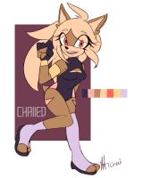 Girl character adopt by Royouten