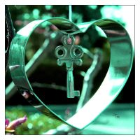 Love is the Key by TeaPhotography