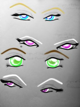 Eyes Of... 6 by DeedoSwiftleaf