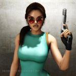 Tomb Raider Classic: Get Lost, Jerk!! by Irishhips