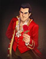 Gaston by nupao