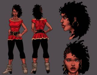 shadow agency character design 5 by rewinde