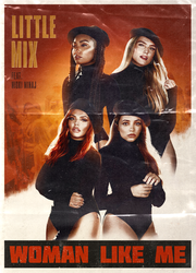 Little MIx - Woman Like Me by Flavs9701