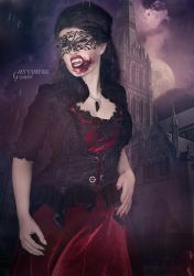 My Vampire by G-GraphiX59