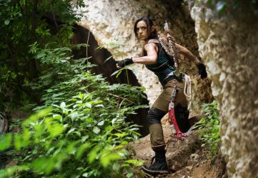 My Shadow of the Tomb Raider by illyne