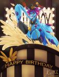 Happy Birthday Slugbox! by ArcherKasai