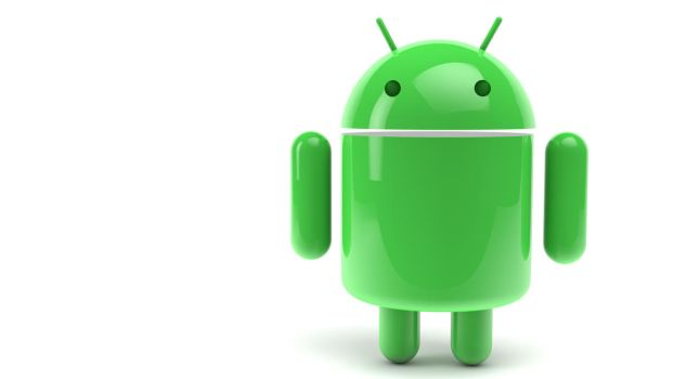 Android background by The3DLeopard