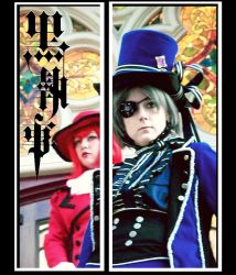 Madame Red and Ciel-Akon 20 by jac
