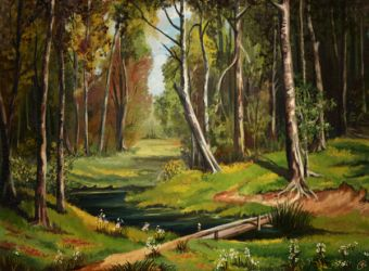 Silence Of The Forest by Catti-brie1990